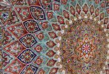 Persian Textiles / by C Crews