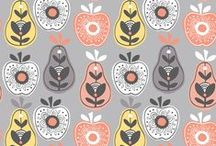 Pattern study / Patterns for design study and inspiration