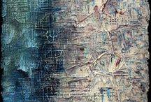 ... textural abstractionism ... / cezary gapik | www.saatchiart.com/cezarygapik