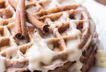 Recipes: Breakfast (Sweet) / by Danielle Bornstein