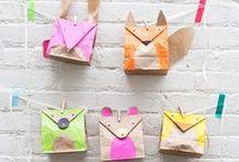 Paper bag activities