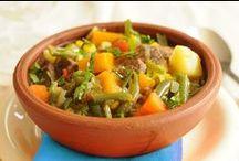 Recetas Chilenas con Carne / Recetas de comida chilena, utilizando carnes como ingrediente principal en la preparación tradicional de Chile.