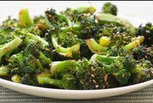 CSA recipes - Broccoli
