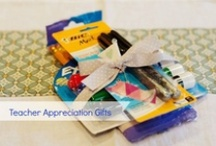 Teacher Appreciation / Teacher Appreciation gifts.