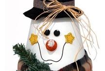 Holiday Crafts / by Shari McMahon