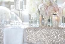 glitter & glam / by Crystin Javakula