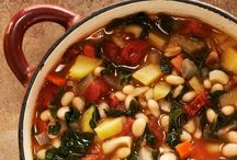 Healthy Meal Ideas / by Shelbi Giadone