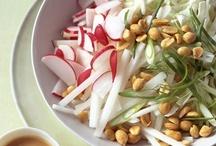 CSA recipes - Daikon Radishes