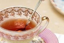 afternoon tea / by Crystin Javakula