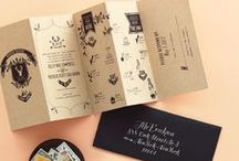 ✎ Covers / Leaflet / Layout / Books / Cards / Print / Layout / Books / Covers / Leaflet / by Hiromi Kikuta