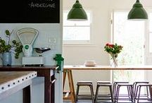 Kitchens / by Mona Tatro