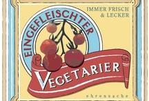 {cooking} Vegetarisch / by Caroline Clapotis