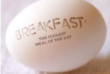 {cooking} Breakfast / by Caroline Clapotis