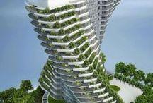 Interesting Architectural Lines / by Mervyn Britton