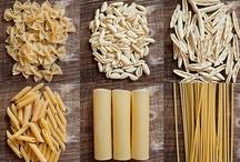 {cooking} Pasta / by Caroline Clapotis
