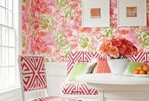 Thibaut Wallcovering & Fabric / Thibaut Design Wallpaper and Fabric collections by far are the best.
