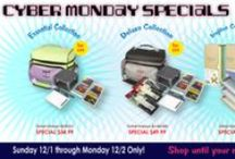 Cyber Monday Deals / Test / by Tombow USA