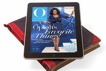 My Ultimate Tech-Geek Gift Sweepstake / Oprah's Pinning Contest / by Susan Dryden