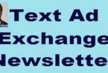 Text Ad Exchange / Text Ad Exchanges and Ad Boards are a great way to advertise your business