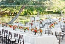 Private Residence Weddings / A showcase of some breathtaking weddings Merilee Hennings and Alesha Ballón of EverAfter Events have created at Private Residences in San Diego.