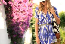 fashion and style / by Becca Molberger