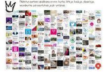 Piilotetun aarteen asiakkaita / Sosiaalisen median asiantuntijayritys Piilotettu aarre palvelee organisaatioita laidasta laitaan, yksinyrittäjistä pörssiyrityksiin, kunnista ja kaupungeista järjestöihin ja seurakuntiin. The public customers of Hidden treasure - Piilotettu aarre http://piilotettuaarre.fi