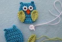 Crocheting - Virkkaus / Crocheting - virikkeitä virkkaukseen