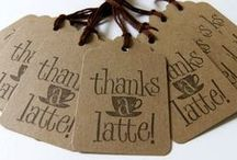 Gratitude-Nonprofits Say Thanks / by Claire Axelrad of Clairification