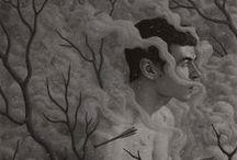 Illustration / Stuff I'm in to / by Henrickus Schmidt