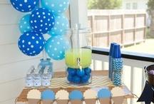 Parties and Birthdays... / by Rachel Mcnamara