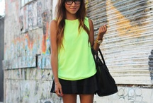 Clothes and Fashion... / by Rachel Mcnamara