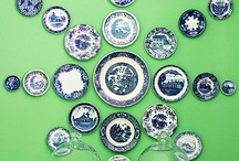 Blue and White / by Leslie Andren