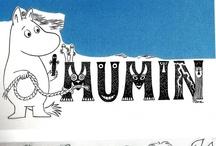Moomins - Muumit / Who would not love Moomins? Muumit ovat ihania!