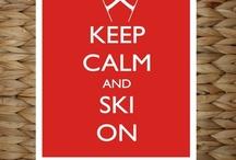 Skiing Stuff / by Leslie Andren