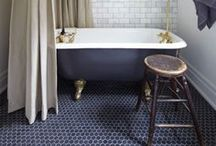 Bathroom Renovation Finishes and Fixtures / by Allison Pagkalinawan