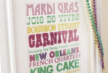MARDI GRAS / by Donna Groves