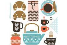 Tea n coffee / Tea, coffee, chocolate, hot drinks  or something else related to cups or drinks