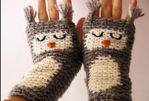 Crochet - Misc / by Kaitlyn Abney