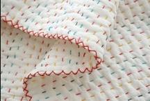 Crafting - Stitchery / by Kaitlyn Abney