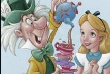 ♣ ♤ Alice in Wonderland ♥♠ / 2 Alices, des merveilles...