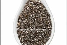 Eat ~ Cooking with chia seeds