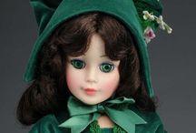 Dolls / All kinds of dolls / by Leslie Andren