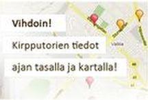 Kirpputorit / Kirpputoreja on Suomi pullollaan, mutta mitkä niistä ovat käymisen arvoisia? Tähän tauluun kerään omia ja muiden suosituksia. Jos jokin kirppari on muuttanut tai lopettanut, kerro siitä kommentissa.
