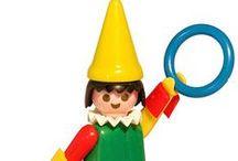Playmobil characters / Playmobil characters - Playmobil-hahmoja