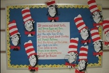 Dr Seuss / by Crystal Cathey