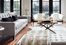 Interior spaces I love / by Trisha Green Logan