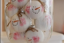 Christmas decorations / by Jolene Roberts