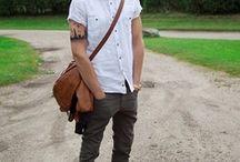 Boy style. / by Josefin Carlsson