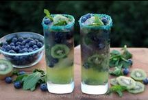 Delectable Drinking Delights / by Lavender Fields