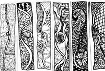 Art Journaling/Doodles / by Debbie Caillet